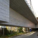 Brücke Bahnknoten Erfurt