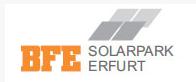 BFE Solarpark Logo