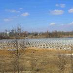 Solarpark Fundament