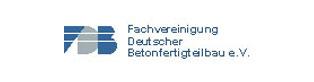 Fachvereinigung Deutscher Betonfertigteilbau e.V. Logo
